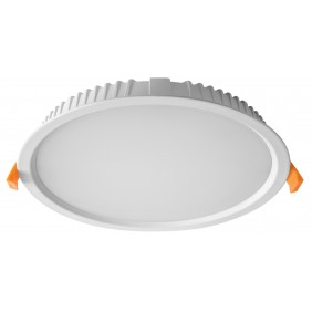 Lighthouse Led Wiva round recessed hole 215mm 25W 3000K warm light 41100122
