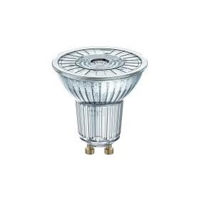 Lampada Ledvance led GU10 7,2W 2700K luce calda PAP168082736G6
