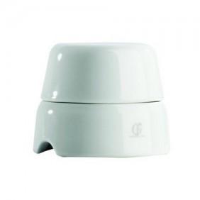 Scatola Gambarelli di derivazione in porcellana bianca 60mm 01500
