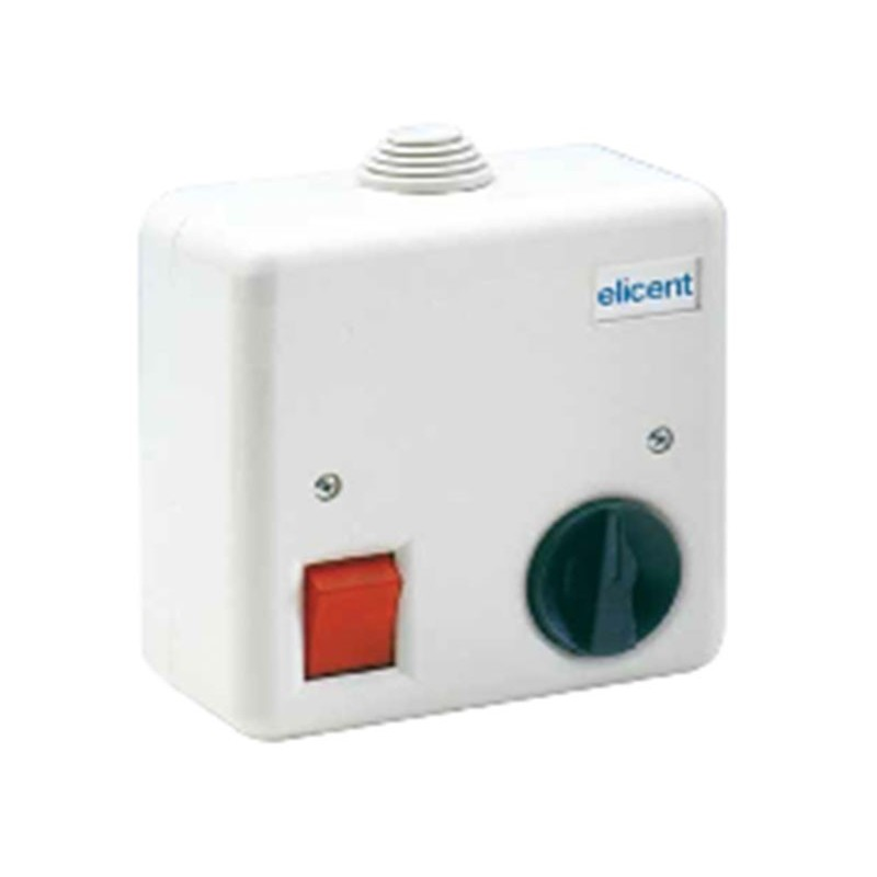Elicent Electronic Single Phase Speed Controller 1RV2007