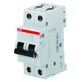 ABB circuit BREAKER 1+N 2M 6 10A S531757