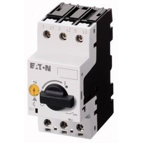 Interruttore Salvamotore Eaton di protezione motore 3P 6.3-10A 72739
