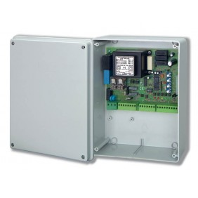 Central Hiltron control 2 motors door power...