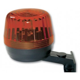 Lampeggiante Hiltron  strobo pulsar 230V Rosso PULSAR230R