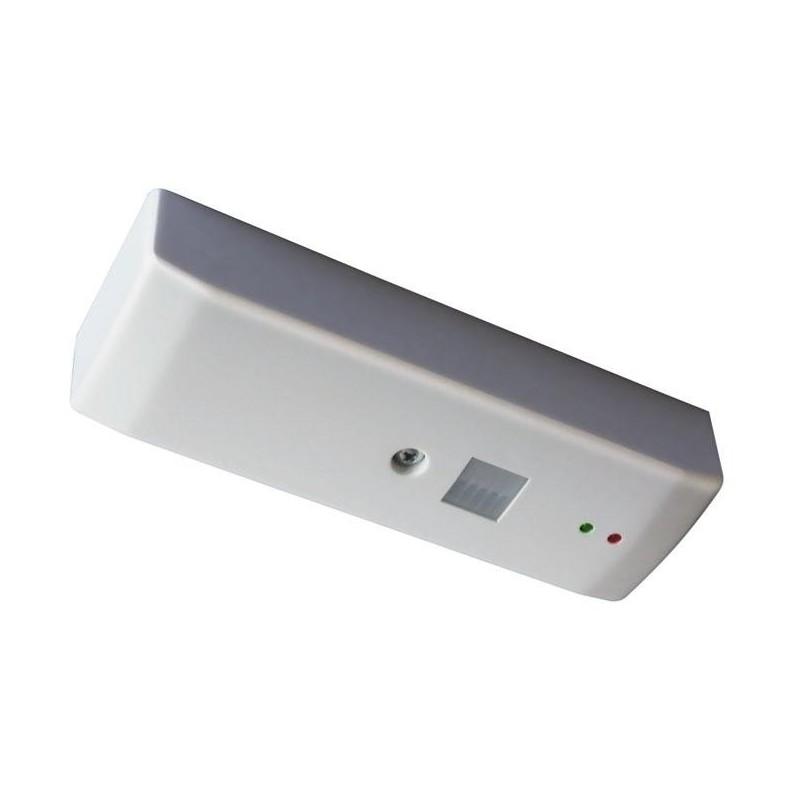 Rivelatore hiltron a tenda doppia tecnologia per porte e - Sensori allarme alle finestre ...