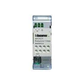 BTICINO MY HOME protezione per 1 linea telefonica PLT1