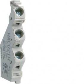 Contatto Hager Ausiliario H250-H1600 1NO+1NC HXC021H