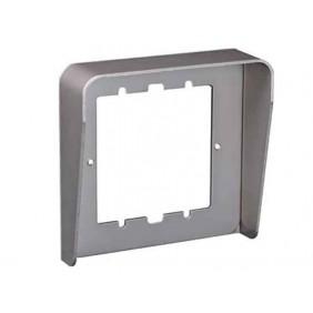 URMET Visiera antipioggia Steel a 1 fila per 1 modulo 1158/611