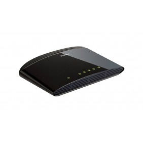 Switch Dlink Unmanaged 5 porte 10/100 mbps 870 DES-1005D