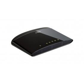 Switch Dlink Unmanaged 5 porte 10/100 mbps 870 DES-1005D