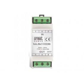Urmet Dispositivo di filtraggio per linea d'alimentazione 230 Vca, 4000 VA 1332/86