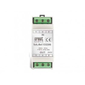 Urmet filtering Device for power supply line...