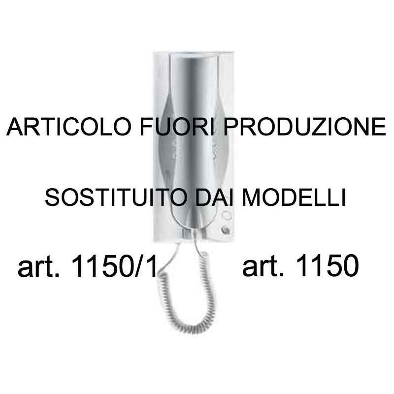 Urmet citofono elettronico 1133 1 for Citofono elettronico urmet atlantico schema