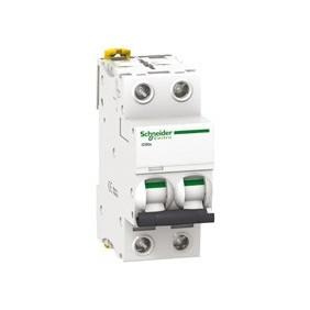 Interruttore Magnetotermico Schneider 2P 20A 4,5KAC 2 moduli A9F64220