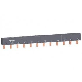 Peine IC60/ITS 3P 12 módulos A9XPM312