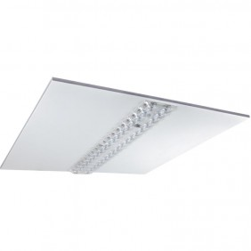Panel de Beghelli LED 418 M600 luz blanco natural 4000K LP418ED