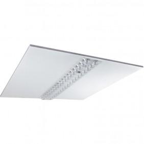 Panneau Beghelli LED 418 M600 lumière blanc naturel 4000K LP418ED