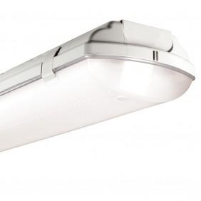 Plafoniera stagna Beghelli LED 2X58W IP65 luce bianca naturale 258ED