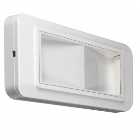 Lampada di emergenza Beghelli LED SA 18W/1NC...