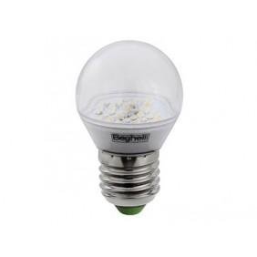 Lampadina Beghelli Sfera E27 6W 4000K Led luce bianca naturale 56075