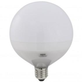 lampada Beghelli Globo LED E27 ECO 22W 3000K luce calda 56084