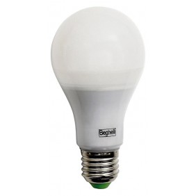 Lampadina Beghelli Goccia LED E27 18W 3000K luce calda 56154