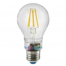 Bulb Beghelli zafiro LED 6W 2700K warm light Anti-BLACKOUT 56305