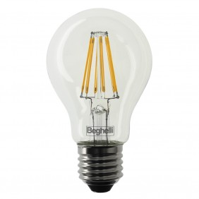 Bulb Beghelli Goccia LED Zafiro E27 5W 2700K warm light 56400