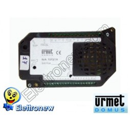 URMET Digitalizzatore per 18 pulsanti con P.E. integrato 1072/19A
