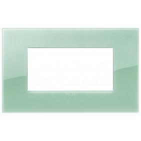Plate Vimar Arke 4 modules classic reflex sage...