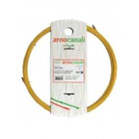 Sonda Arnocanali tirafili fibra 3,5mm da 25mt colore gialla  AF35.025