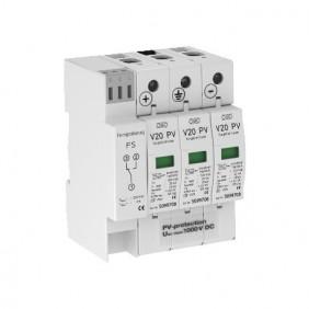 Scaricatore di Sovratensione OBO Tipo 2 600VDC protezione 40Ka 5094576