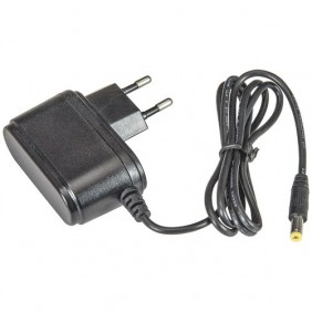 Power supply Elvox plug for cameras 230/12VDC 1A 46902.010