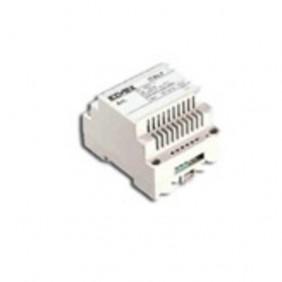 Alimentatore Elvox supplementare per led e telecamere,4 moduli 6582