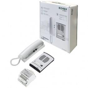 Kit Interphone Elvox single-panel wall imp 4+1 885G