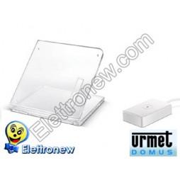 URMET 1740/92 - Confezione supporto tavolo per videocitofono SIGNO senza aggiuntivo pulsanti.