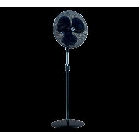 Ventilatore Vortice a piantana GORDON colore nero C40/16 60621