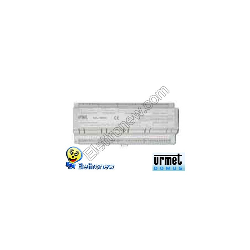 URMET Scatola rele' per 4 servizi audio/video 788/54