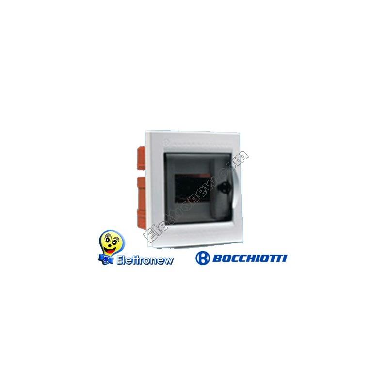 Bocchiotti Centralino Con Portello Incasso 4 Moduli Ip40 04100