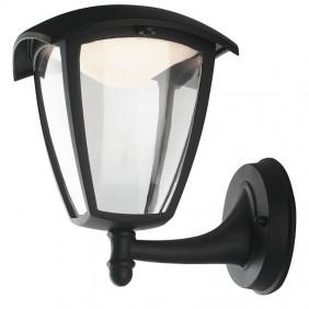 Lantern Fan LED 12W 4K IP43 black color for external LANT-LADY/AP1A