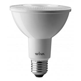 Lampada Wiva a LED PAR30 3000K luce calda 15W 1690LM 12100086