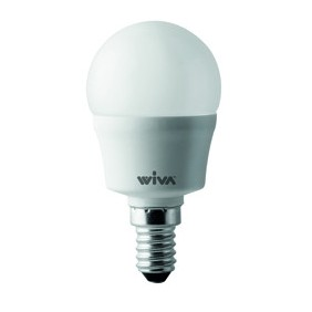 Lamp Wiva LED E14 4W SPHERE 4000K natural light 12100274