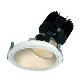 Lighthouse Collection Wiva round White LED 40W 3000K warm light 41100064