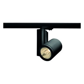Spotlight Wiva wall Black LED 40W 3000K warm...
