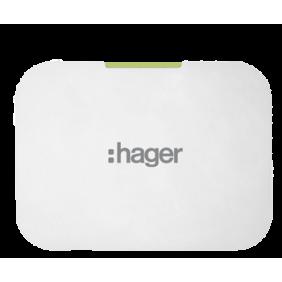Box Internet Alma Hager Logisty IP ADSL gestione controllo RLD002T