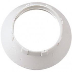 Ring Master E14 White bulb holder threaded 00515-B