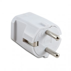 Plug the Master socket 16A colour white 05311