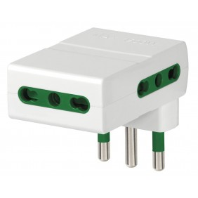 Adapter Vimar Plugs and sockets Adapters 3...