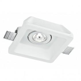 Spotlight Fan Europe-recessed in plaster White...