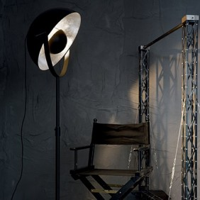 Lamp Ideal Lux Stage PT1 Big silver 1XE27 IP20...
